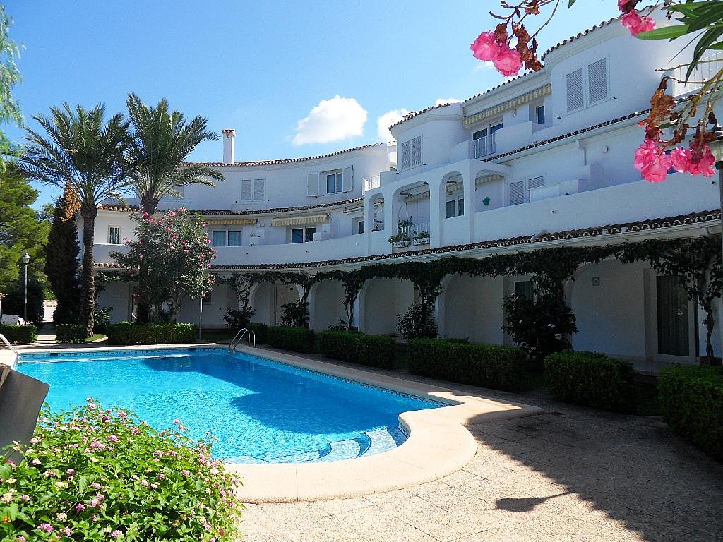 Piscina - Apartamento en alquiler de temporada en barrio Marineta Casiana, El Puerto en Dénia - 200886065