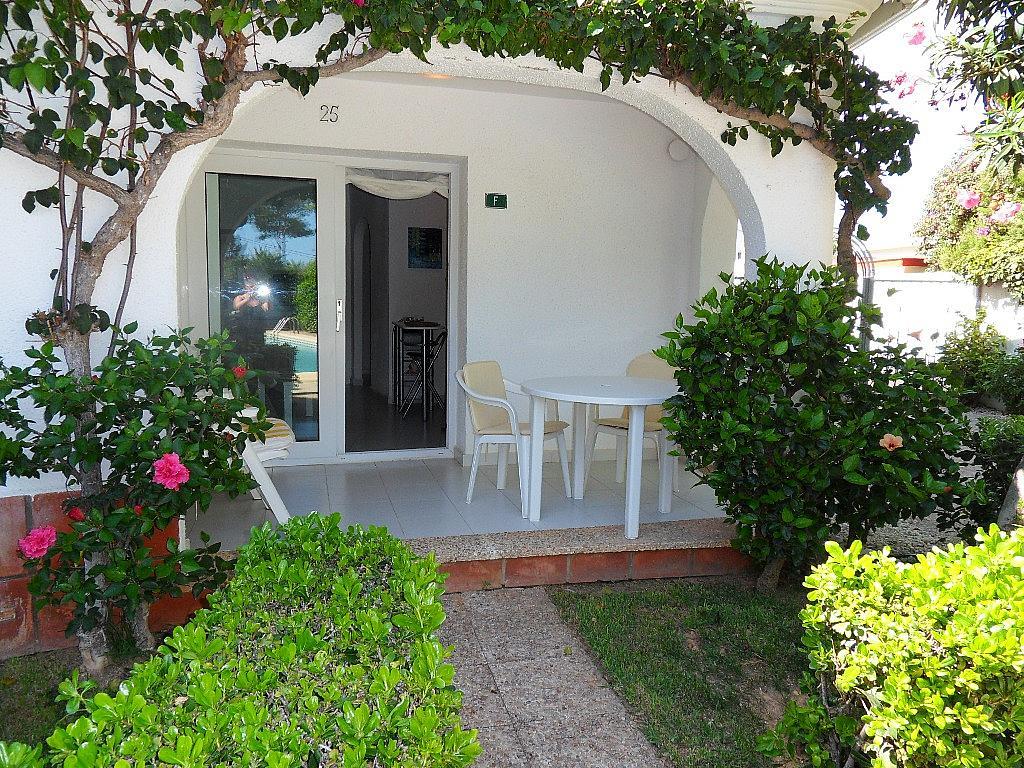 Terraza - Apartamento en alquiler de temporada en barrio Marineta Casiana, El Puerto en Dénia - 200886072
