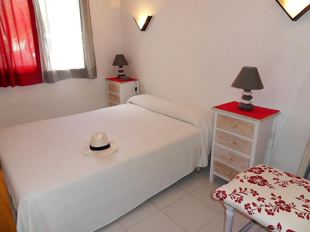 Dormitorio - Apartamento en alquiler de temporada en barrio Marineta Casiana, El Puerto en Dénia - 200886134