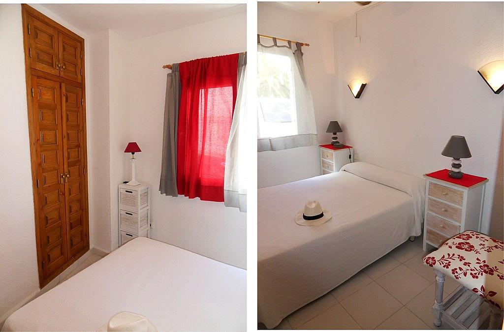 Dormitorio - Apartamento en alquiler de temporada en barrio Marineta Casiana, El Puerto en Dénia - 200886144