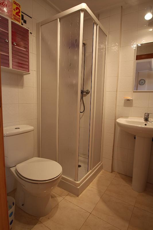 Baño - Apartamento en alquiler de temporada en carretera Las Marinas, Las Marinas - Les Marines  en Dénia - 200886865