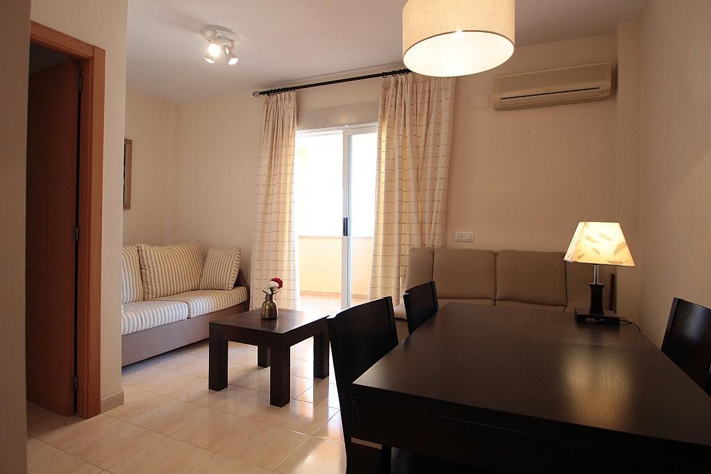 Salón - Apartamento en alquiler de temporada en carretera Las Marinas, Las Marinas - Les Marines  en Dénia - 200886891