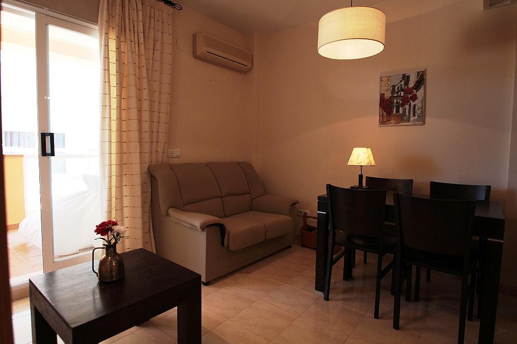 Salón - Apartamento en alquiler de temporada en carretera Las Marinas, Las Marinas - Les Marines  en Dénia - 200886901