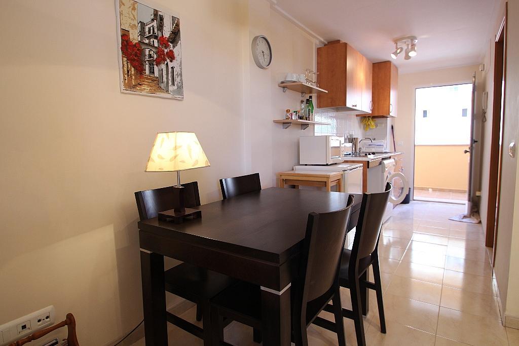 Salón - Apartamento en alquiler de temporada en carretera Las Marinas, Las Marinas - Les Marines  en Dénia - 200886906