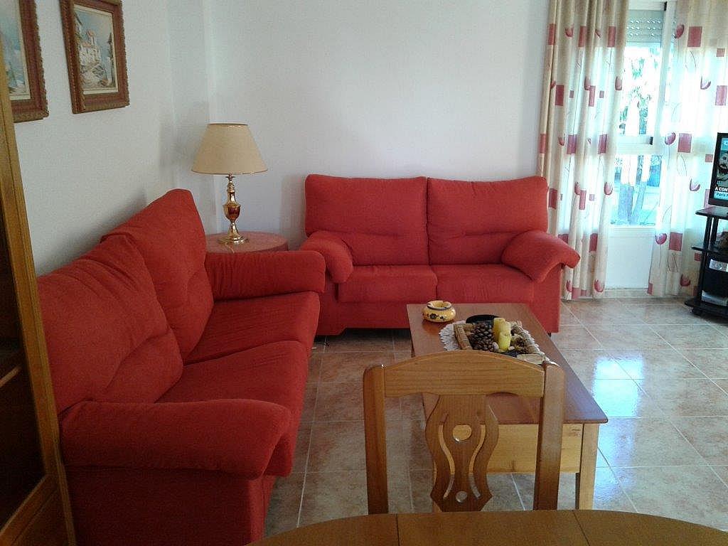 Salón - Apartamento en alquiler de temporada en calle Sanabria, Las Marinas - Les Marines  en Dénia - 237720766