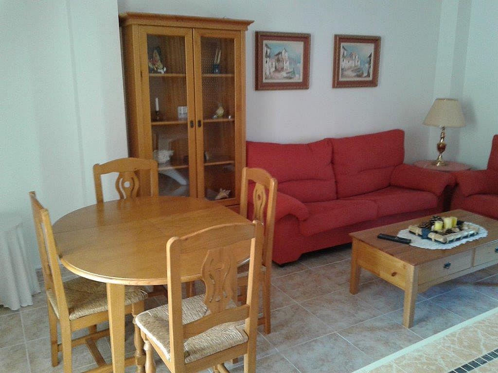 Salón - Apartamento en alquiler de temporada en calle Sanabria, Las Marinas - Les Marines  en Dénia - 237720769