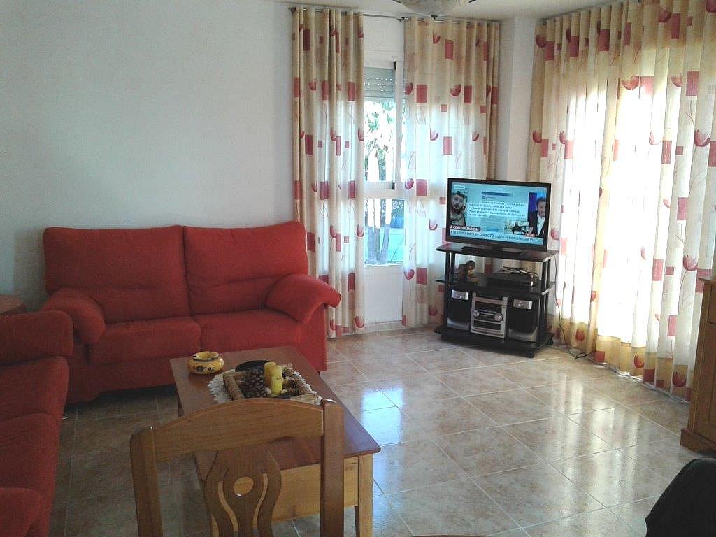 Salón - Apartamento en alquiler de temporada en calle Sanabria, Las Marinas - Les Marines  en Dénia - 237720771