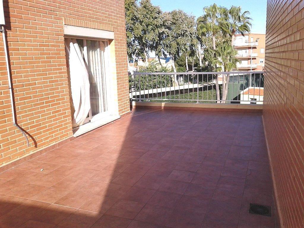 Terraza - Apartamento en alquiler de temporada en calle Sanabria, Las Marinas - Les Marines  en Dénia - 237720776