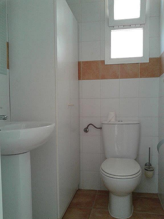 Baño - Apartamento en alquiler de temporada en calle Sanabria, Las Marinas - Les Marines  en Dénia - 237720779