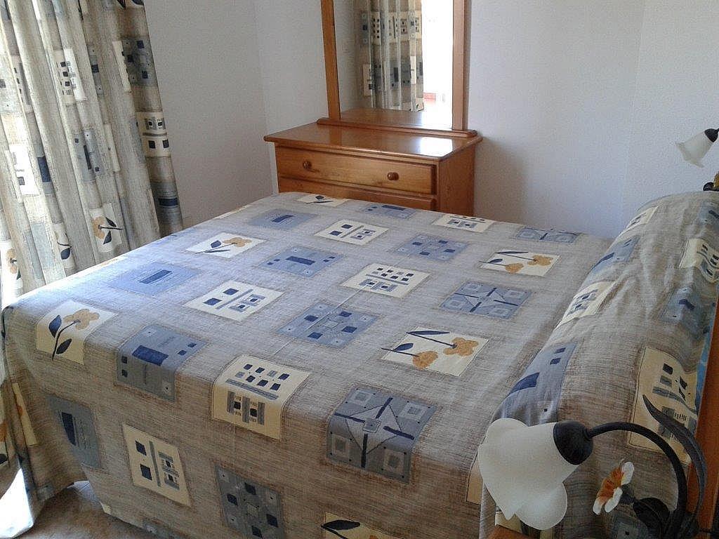 Dormitorio - Apartamento en alquiler de temporada en calle Sanabria, Las Marinas - Les Marines  en Dénia - 237720789