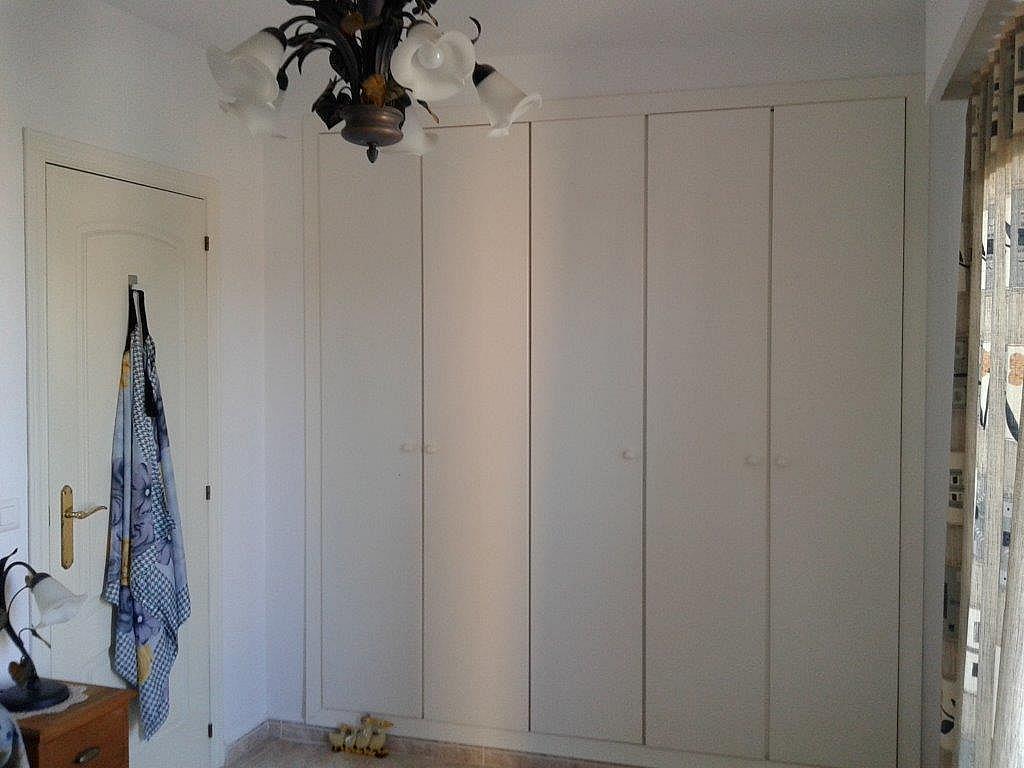 Dormitorio - Apartamento en alquiler de temporada en calle Sanabria, Las Marinas - Les Marines  en Dénia - 237720795