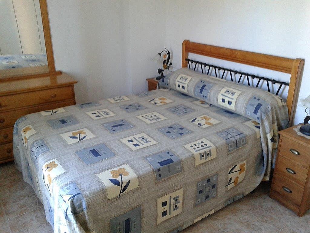 Dormitorio - Apartamento en alquiler de temporada en calle Sanabria, Las Marinas - Les Marines  en Dénia - 237720797