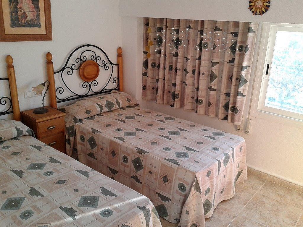 Dormitorio - Apartamento en alquiler de temporada en calle Sanabria, Las Marinas - Les Marines  en Dénia - 237720820