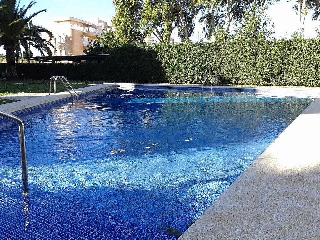Piscina - Apartamento en alquiler de temporada en calle Sanabria, Las Marinas - Les Marines  en Dénia - 237720826