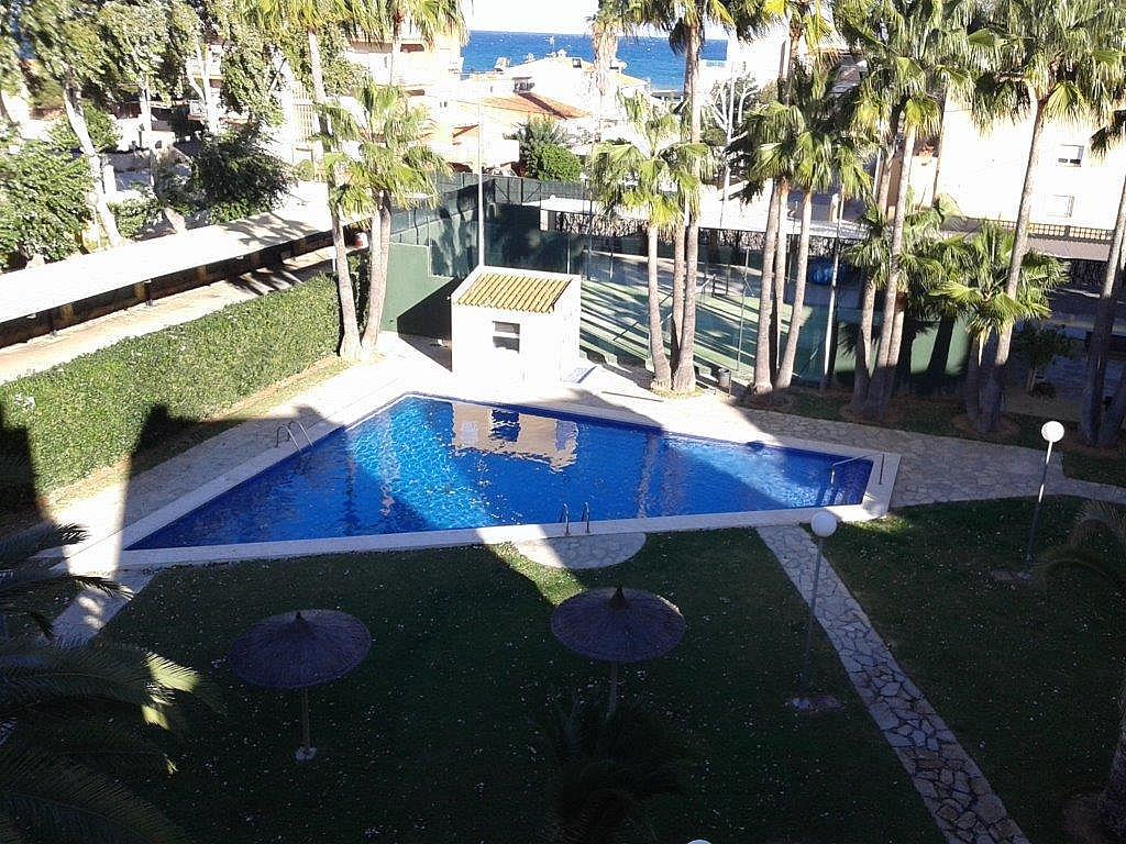 Piscina - Apartamento en alquiler de temporada en calle Sanabria, Las Marinas - Les Marines  en Dénia - 237720828