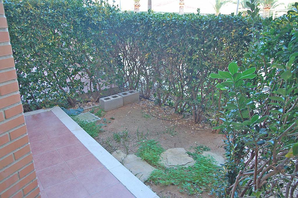 Terraza - Apartamento en alquiler de temporada en carretera Las Marinas, Las Marinas - Les Marines  en Dénia - 271484680