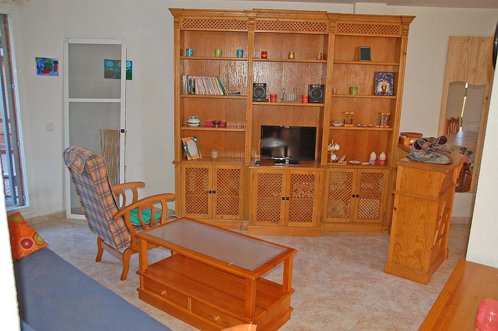 Salón - Apartamento en alquiler de temporada en carretera Las Marinas, Las Marinas - Les Marines  en Dénia - 271484712