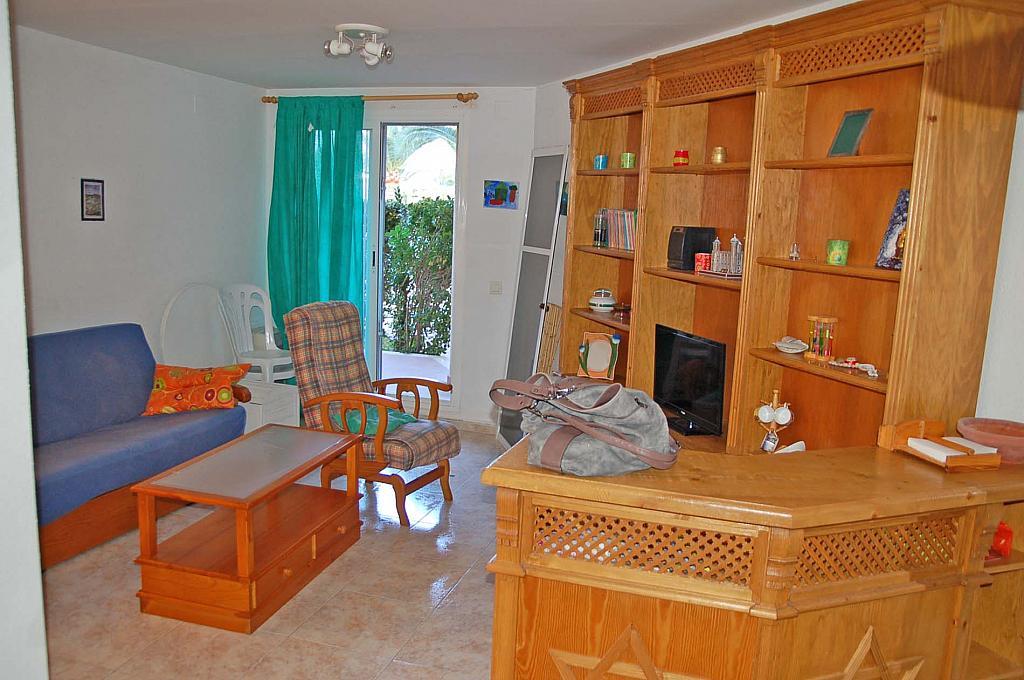 Salón - Apartamento en alquiler de temporada en carretera Las Marinas, Las Marinas - Les Marines  en Dénia - 271484734