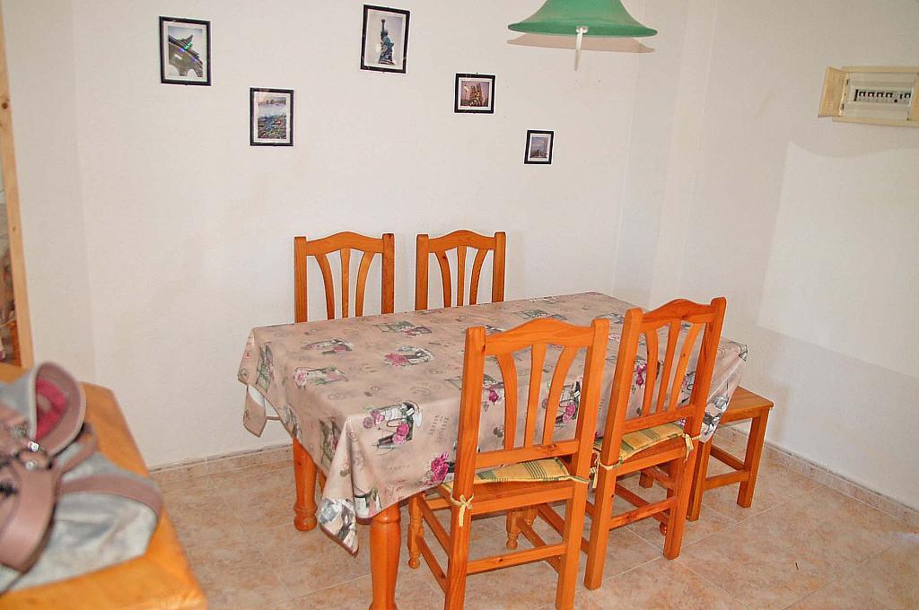 Comedor - Apartamento en alquiler de temporada en carretera Las Marinas, Las Marinas - Les Marines  en Dénia - 271484749
