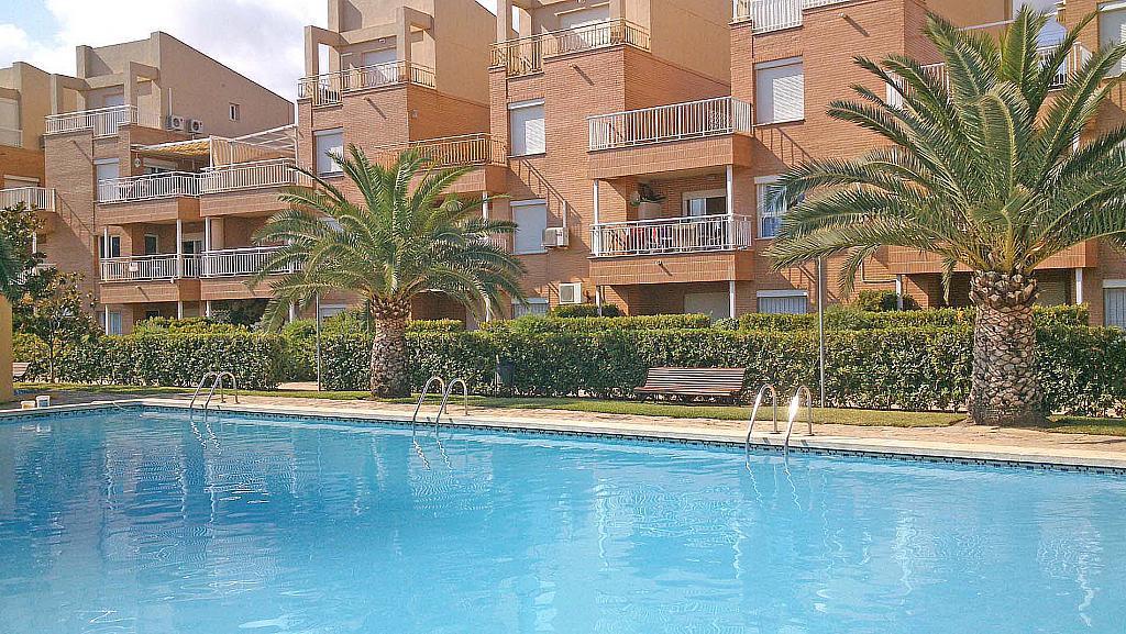 Fachada - Apartamento en alquiler de temporada en carretera Las Marinas, Las Marinas - Les Marines  en Dénia - 271484818