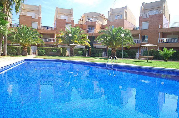 Piscina - Apartamento en alquiler de temporada en carretera Las Marinas, Las Marinas - Les Marines  en Dénia - 271484825