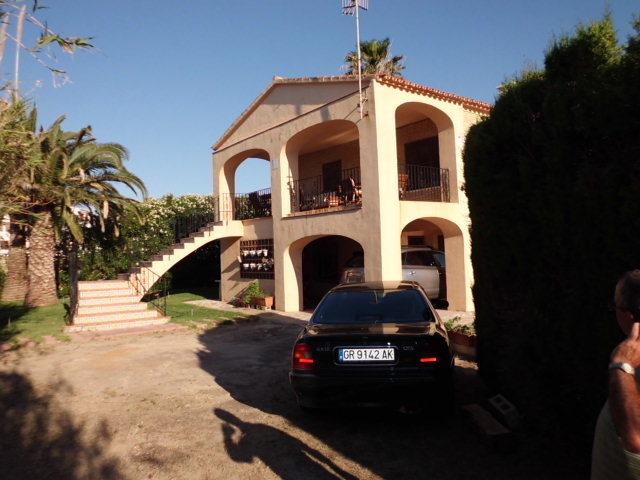 Chalet en alquiler de temporada en calle Els Molins, Dénia - 118142425