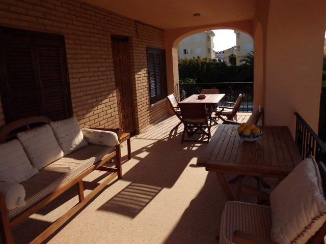 Chalet en alquiler de temporada en calle Els Molins, Dénia - 118142439