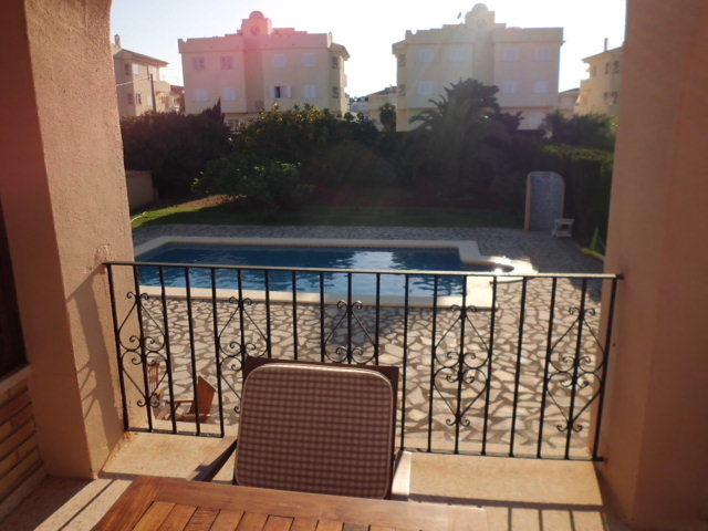 Chalet en alquiler de temporada en calle Els Molins, Dénia - 118142474