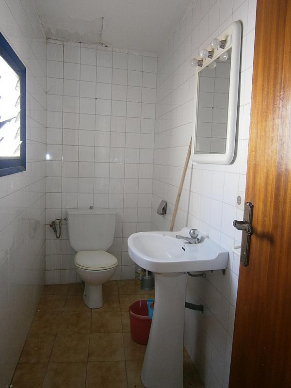 Baño - Local en alquiler en rambla Josep Tomas Ventosa, Centre en Vilanova i La Geltrú - 216000750