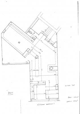 Plano - Local en alquiler en calle Ramon Gordillo, El pla del real en Valencia - 71862483