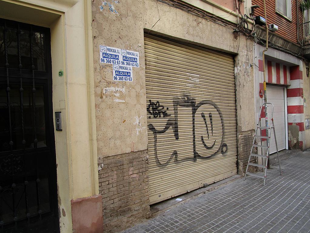 Local en alquiler en calle Pedro Aleixandre, Montolivet en Valencia - 373182885