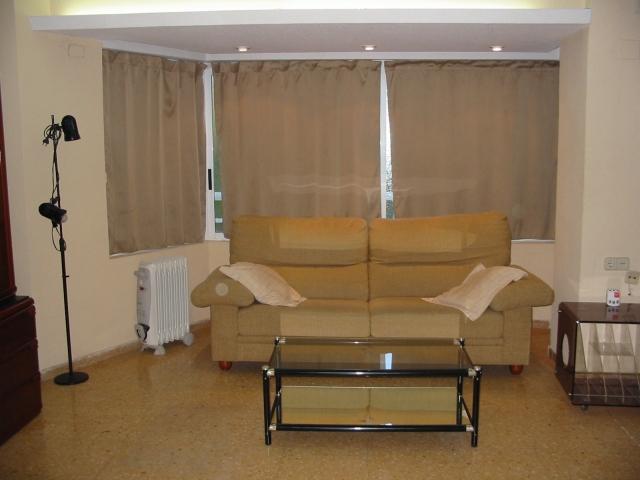 Salón - Piso en alquiler en calle Poeta Bodria, Saïdia en Valencia - 31622277