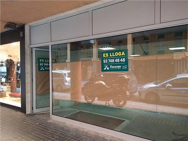 Local comercial en alquiler en Centre en Sabadell - 371643884
