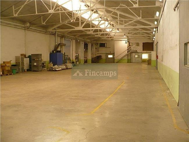 Nave industrial en alquiler en Sabadell - 317398109