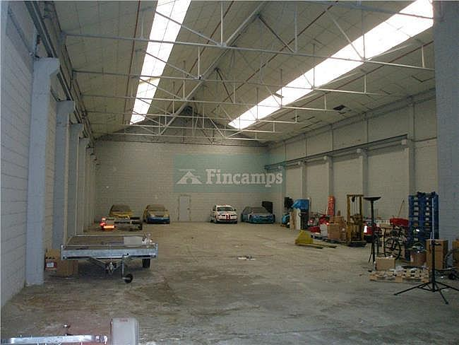 Nave industrial en alquiler en Sabadell - 317398340