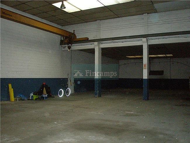 Nave industrial en alquiler en Sabadell - 317398346