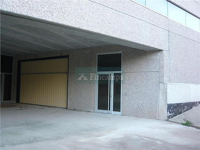 Nave industrial en alquiler opción compra en Sabadell - 317398028
