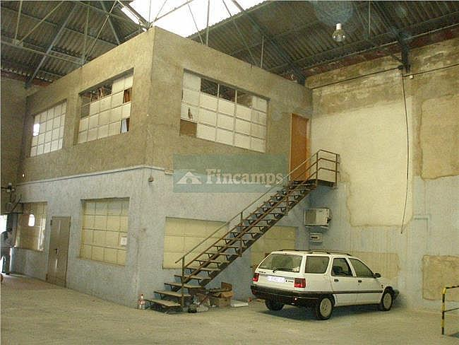 Nave industrial en alquiler en Gracia en Sabadell - 317398487