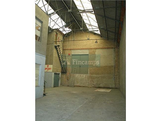 Nave industrial en alquiler en Gracia en Sabadell - 317398493