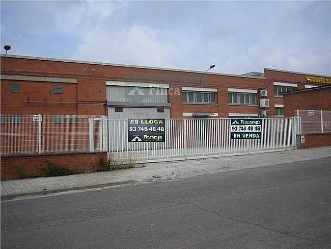 Nave industrial en alquiler en Sabadell - 317398289