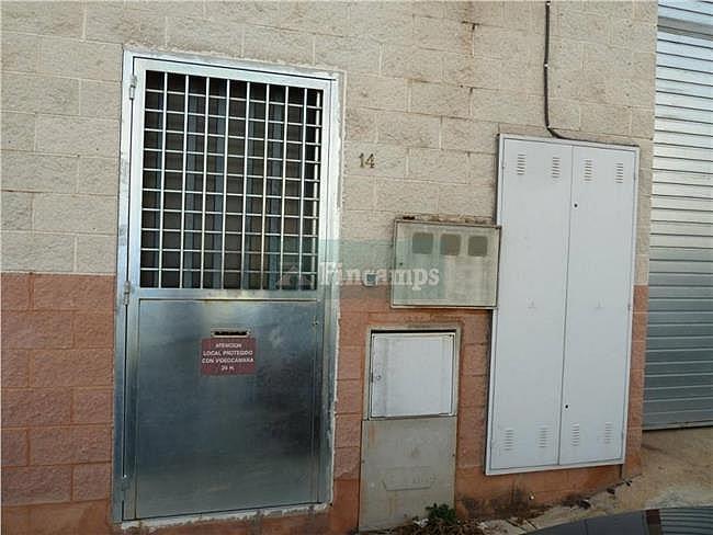 Nave industrial en alquiler en Castellar del Vallès - 317398706