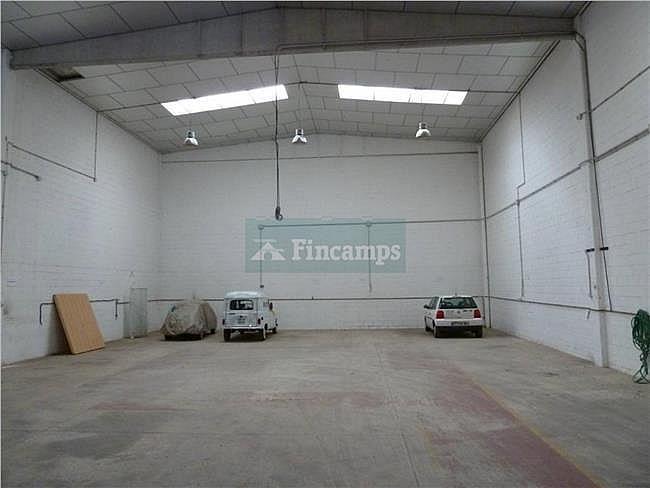Nave industrial en alquiler en Castellar del Vallès - 317398715