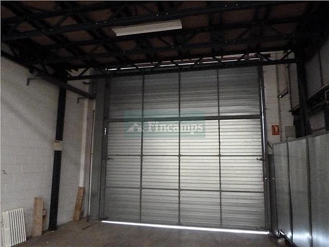Nave industrial en alquiler en Castellar del Vallès - 317398724