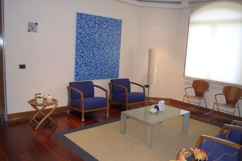 Vestíbulo - Oficina en alquiler en calle Arturo Soria, Concepción en Madrid - 120676415
