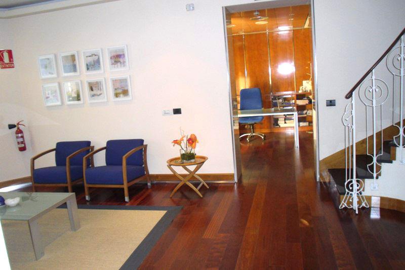 Vestíbulo - Oficina en alquiler en calle Arturo Soria, Concepción en Madrid - 120676416