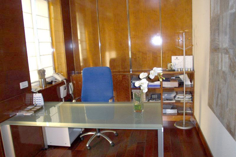 Vestíbulo - Oficina en alquiler en calle Arturo Soria, Concepción en Madrid - 120676419