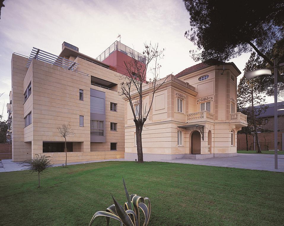 Fachada - Oficina en alquiler en calle Arturo Soria, Concepción en Madrid - 127817955