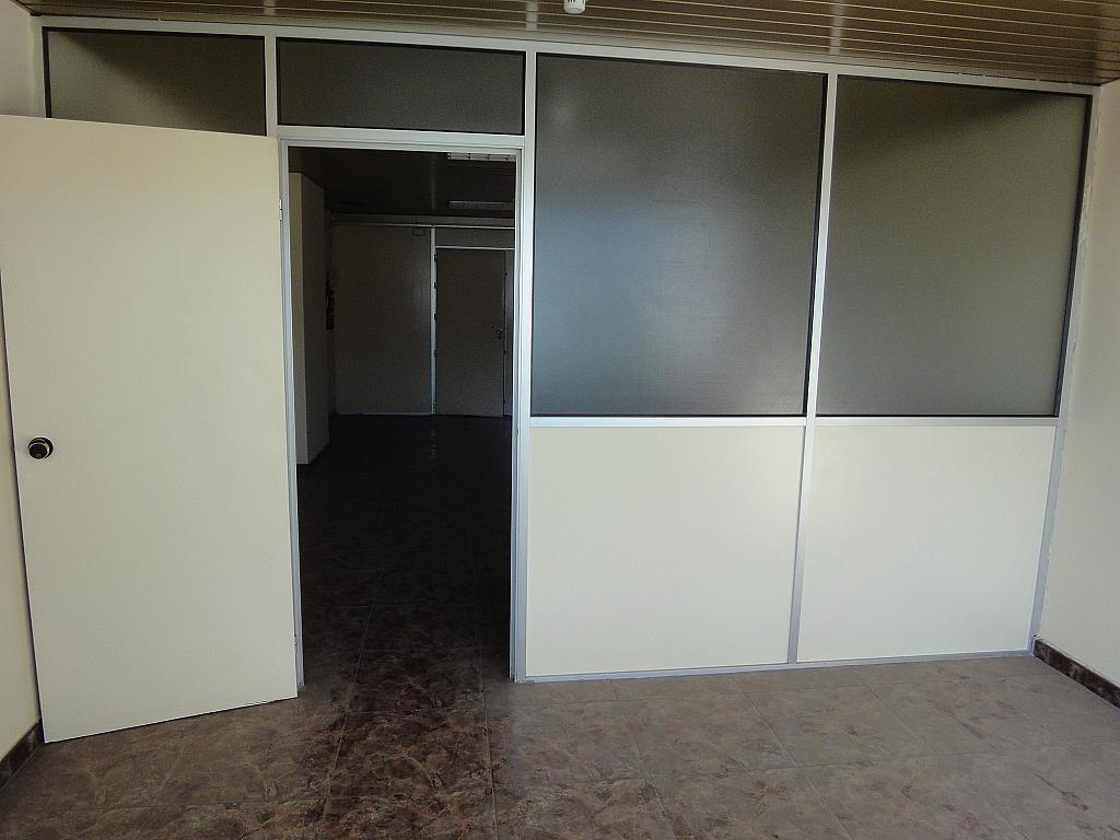 Detalles - Oficina en alquiler en Nervión en Sevilla - 244639250