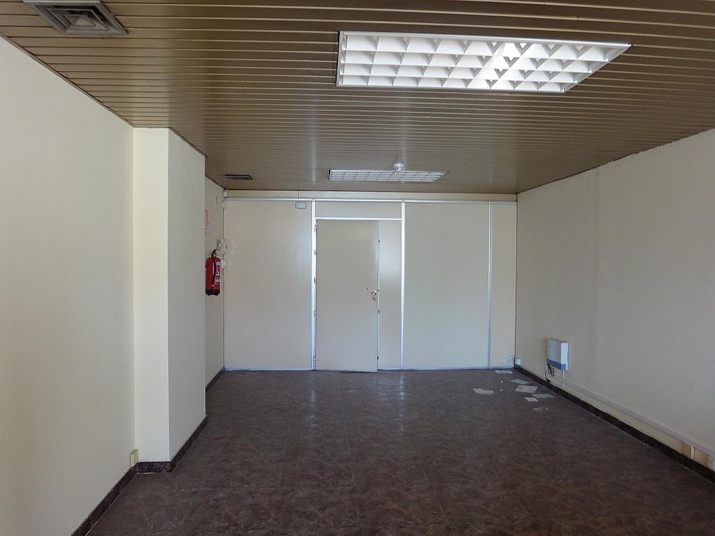 Detalles - Oficina en alquiler en Nervión en Sevilla - 244639251
