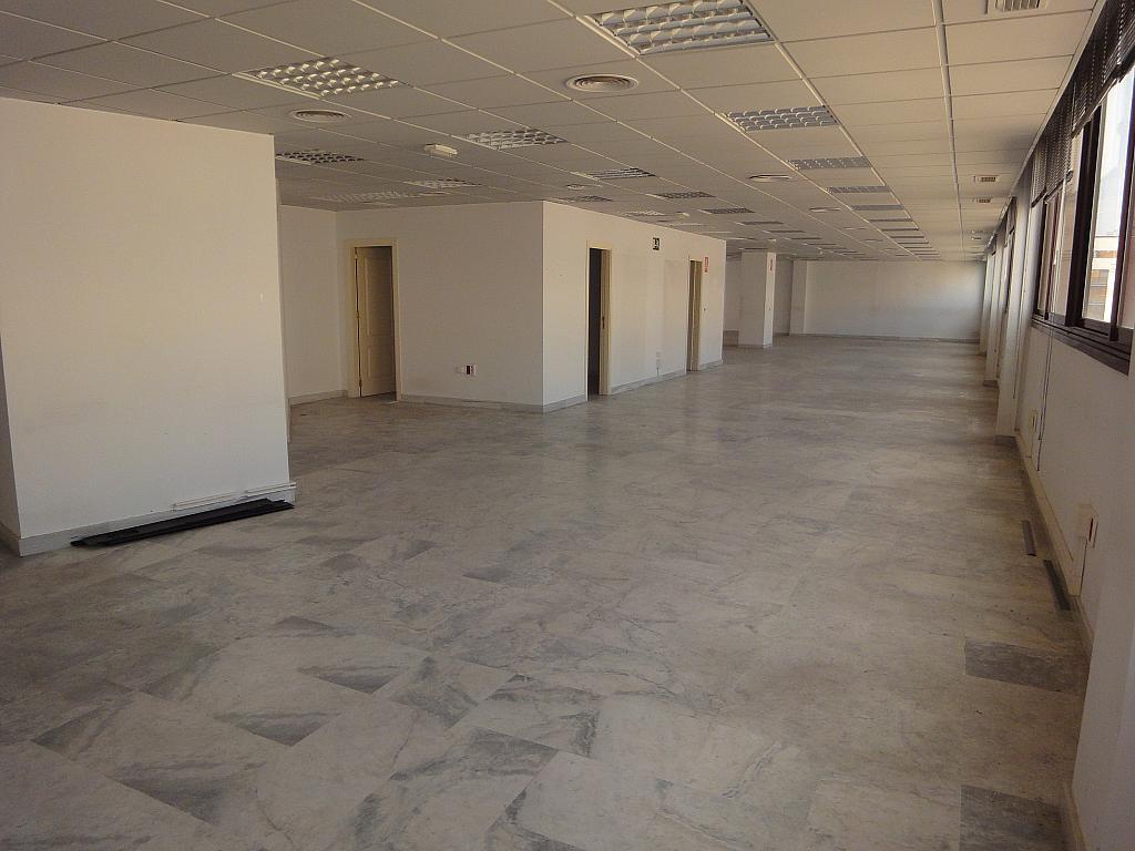 Detalles - Oficina en alquiler en Nervión en Sevilla - 289811805